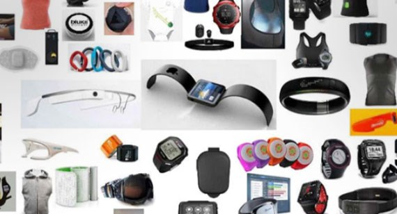 Wearable device collage