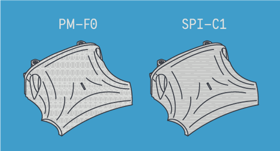 surface finishes rendering