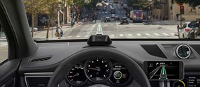 Auto heads up display