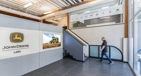 John Deere San Francisco Office