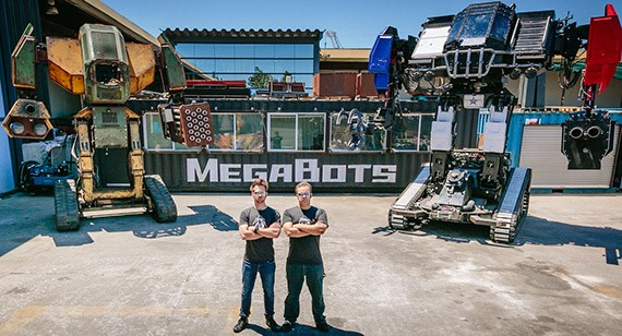 The MegaBots Founders