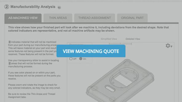 CNC Machining Service | Prototypes & Production Parts
