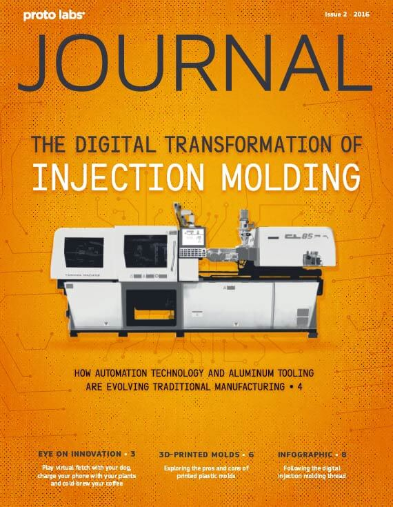 The Digital Transformation of Injection Molding
