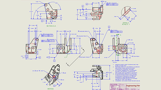 Solidworks Sheet Metal Drawing