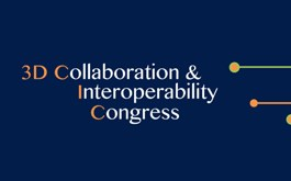 3D Collaboration and Interoperability Congress tradeshow logo