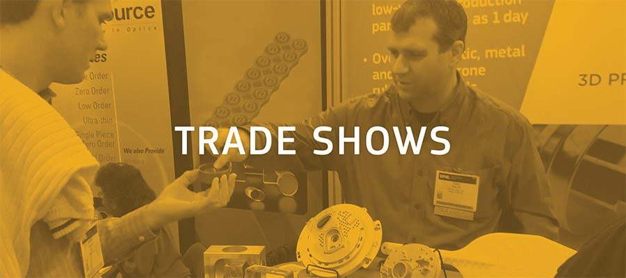 Protolabs at tradeshow expo