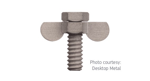 Desktop Metal from 3D Printing