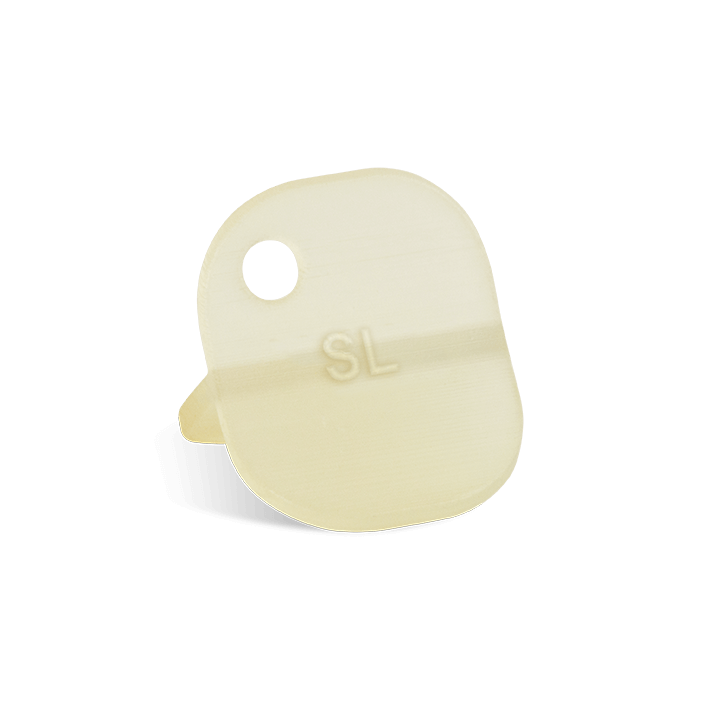 sl 3D printing process resin
