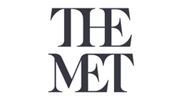 the met testimonial logo