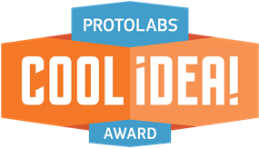 Protolabs Cool Idea Award Logo