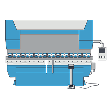 protolabs sheet metal machine illustration
