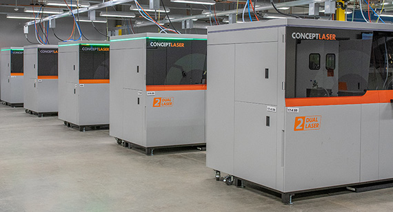 Metal 3D Printing for Production Parts | Protolabs
