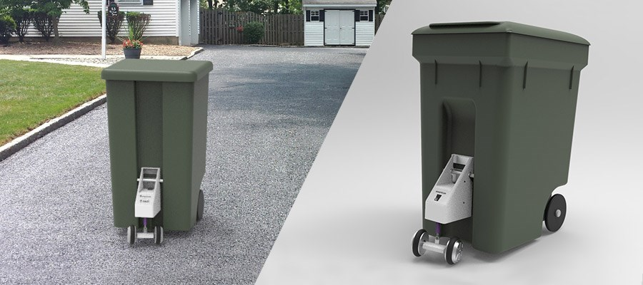 SmartCan IoT Garbage Can
