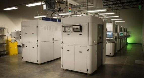 Selective Laser Sintering machines