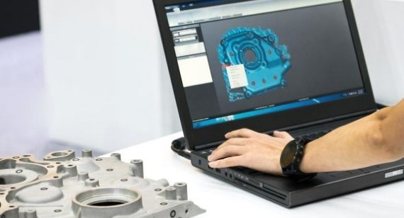 3D CAD technology offers a number of advantages