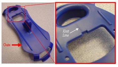 Design Tip Minimizing Knit Lines