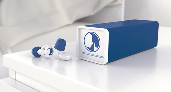 image of Hush Technologies noise reduction ear plugs